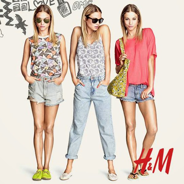 H&m clothing store locations
