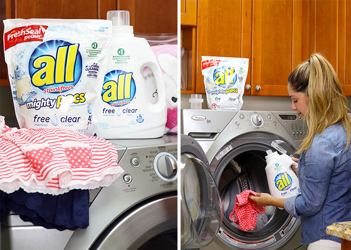 tips for baby laundry