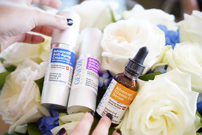 natural oils for skin